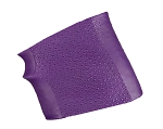 Hogue Handall Jr. Small Size Grip Sleeve - Purple