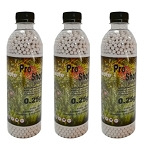 ProShot Airsoft BBs Biodegradable 0.25g 9000