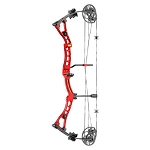 EK Archery Axis 60 lbs Compound Bow - Red
