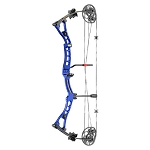 EK Archery Axis 60 lbs Compound Bow - Blue