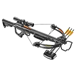 EK Archery Torpedo Compound Crossbow - 185lbs - Black