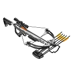 EK Archery Torpedo Compound Crossbow - 185lbs - Original - Black/Grey