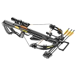 EK Archery Guillotine-M+ Compound Crossbow - 185lbs - Black