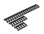 Element Airsoft Battle Rail Covers 3 Pack Dark Earth