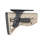 FAB Defense Cheek Rest Kit With Dual Picatinny Rails For GL-SHOCK