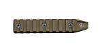 Airsoft Keymod 9 Slot Rail - Dark Earth