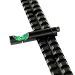 Picatinny Rail Scope Sight Spirit Level