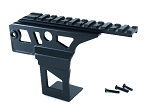 Light Weight Side Rail Mount Base for Airsoft AK47