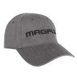 Magpul Core Cover Wordmark Low Crown Stretch Fit Gray Cap S/M