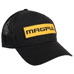 Magpul Wordmark Patch Mid Crown Snapback Cap - Black