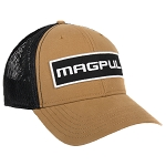 Magpul Wordmark Patch Mid Crown Snapback Cap - Coyote