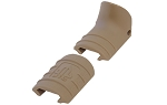 UTG Anti-slip Compact Tactical Hand Stop Kit-Flat Dark Earth