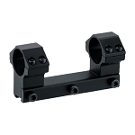 UTG 1PC High Profile Airgun Mount w/Stop Pin, 30mm Dia
