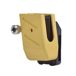 Airsoft IPSC CR Quick Draw Magazine Holster - Yellow