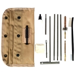 AR15/M4 GI 556/223 Field Cleaning Kit - Tan