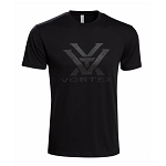 Vortex Black Out T-Shirt - Medium