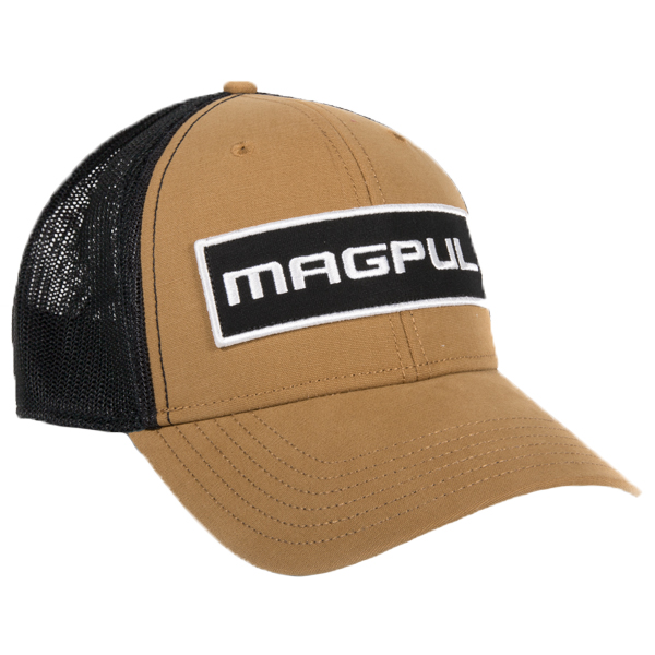 cheap price get new casual shoes Magpul Wordmark Patch Mid Crown Snapback Cap - Coyote