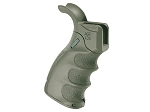 FAB Defense AGF-43S Tactical Folding Pistol Grip for-M16-M4-AR15 - Green