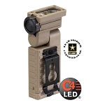 Streamlight Sidewinder® Articulating Head Tactical Flashlight inc Helmet Mount