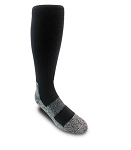 COVERT THREADS Rock Infiltrator Sock Size 9-13 (UK 8-12) Black