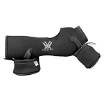 Vortex Diamondback 60mm Black Fitted Spotting Scope Case - Angled