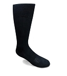 COVERT THREADS Dress Garrison Sock Medium Size 4-8 (UK 3-7) Black
