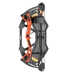 EK Archery Buster Junior Compound Bow - 15-29lbs - Orange