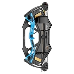 EK Archery Buster Junior Compound Bow - 15-29lbs - Blue