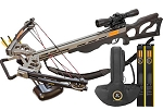 EK Archery Titan Compound Crossbow Full Kit