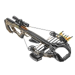 EK Archery Guillotine-X+ Compound Crossbow - 185lbs - Folium Camo