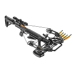 EK Archery Accelerator 410+ Compound Crossbow - 185lbs - Black