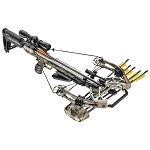 EK Archery Accelerator 410+ Compound Crossbow - 185lbs - Snow Camo