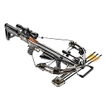 EK Archery Accelerator 390+ Compound Crossbow - 185lbs - Snow Camo