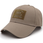 Glock Shooting Sports Baseball Cap - Coyote