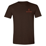 Browning Men's Target Short-Sleeve Tee Shirt - Medium