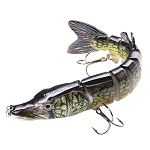 15cm 27g 9 Segment Pike Fishing Lure A