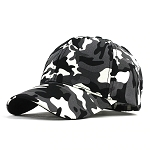 Snow Mountain Camo Baseball Cap