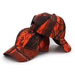 Browning Red Camoflaged Baseball cap