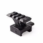 High Red Dot Riser Mount Fit 20mm Picatinny Rail