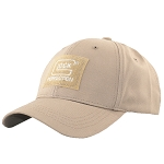 Glock Sports Baseball Cap - Desert Tan