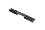 CZ455 11mm Dovetail Standard Aluminium Picatinny Rail - Also Cogswell & Harrison Certus