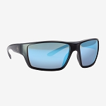 Magpul Terrain Eyewear Polarized Matte Black Frame / Rose Lens / Blue Mirror