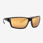 Magpul Summit Eyewear Polarized Matte Black Frame / Bronze Lens / Gold Mirror