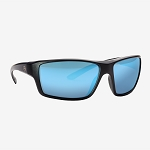 Magpul Summit Eyewear Polarized Matte Black Frame / Bronze Lens / Blue Mirror