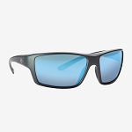 Magpul Summit Eyewear Polarized Matte Gray Frame / Rose Lens / Blue Mirror
