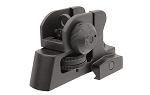 UTG Detachable Compact Rear Sight w/Full W/E Adjustment