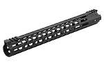 UTG AR15 Free Float Ultra Lightweight M-Lok(TM) Super Slim Rail System 15