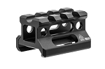 UTG Super Slim Picatinny Riser Mount, 0.75