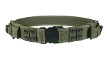 UTG Heavy Duty Elite Law Enforcement Pistol Belt, Olive Drab Green