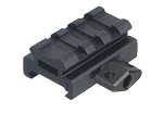 UTG Low-Profile Compact Riser Mount, 0.5